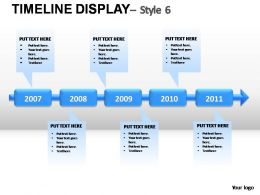 timeline_display_style_6_powerpoint_presentation_slides_Slide05
