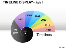 timeline_display_style_7_powerpoint_presentation_slides_Slide01
