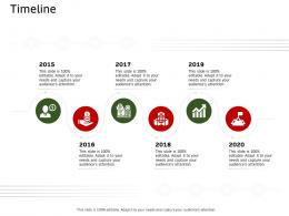 Timeline Ecommerce Solutions Ppt Diagrams