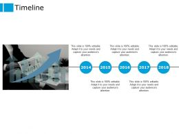 Timeline Five Year Process Ppt Powerpoint Presentation Pictures