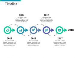 Timeline Five Years F485 Ppt Powerpoint Presentation Outline Infographic Template