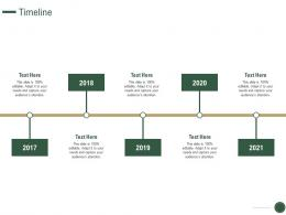 Timeline How To Drive Revenue With Customer Journey Analytics Ppt Objects