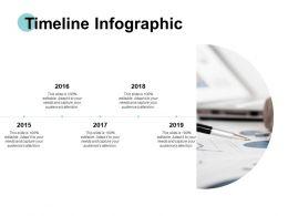 Timeline Infographic Five Year Process C153 Ppt Powerpoint Presentation Icon Portrait