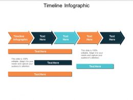 Timeline Infographic Ppt Powerpoint Presentation File Aids Cpb