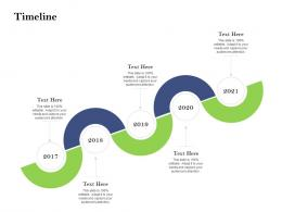 Timeline Introduction To Dockers And Containers Ppt Powerpoint Presentation Infographic Pictures