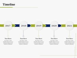 Timeline IT Operations Management Ppt Infographic Template Backgrounds