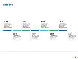 Timeline L1856 Ppt Powerpoint Presentation Outline Good