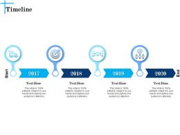 Timeline N630 Powerpoint Presentation Tips