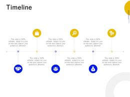 Timeline Opportunity Gears L673 Ppt Powerpoint Presentation Portfolio Template