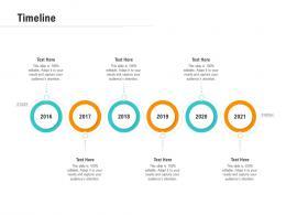 Timeline Optimizing Business Ppt Demonstration