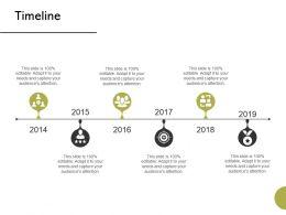 Timeline Planning Marketing Ppt Powerpoint Presentation Summary Inspiration