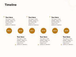 Timeline Planning Process A1059 Ppt Powerpoint Presentation File Design Inspiration