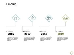 Timeline Planning Process A689 Ppt Powerpoint Presentation Pictures Information