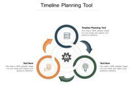 Timeline Planning Tool Ppt Powerpoint Presentation Portfolio Shapes Cpb