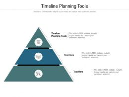 Timeline Planning Tools Ppt Powerpoint Presentation Portfolio Icon Cpb