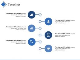 Timeline Powerpoint Slide Background Picture