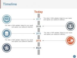 Timeline Powerpoint Slide Inspiration