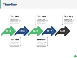 Timeline Powerpoint Slide Introduction