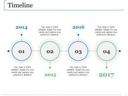 Timeline Ppt Designs