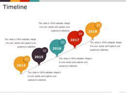Timeline Ppt Examples Slides