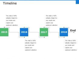 Timeline Ppt File Icons