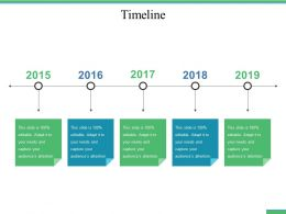 Timeline Ppt File Topics