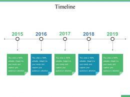 Timeline Ppt File Topics