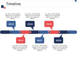 Timeline Ppt Gallery Pictures