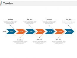 Timeline Ppt Guidelines