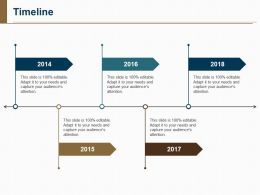 Timeline Ppt Ideas
