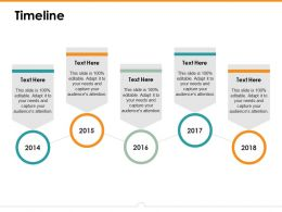 Timeline Ppt Ideas Background Designs