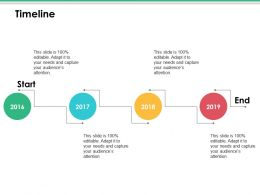 Timeline Ppt Infographic Template Format