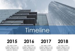Timeline Ppt Infographics Icons