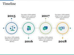 Timeline Ppt Inspiration Background Designs