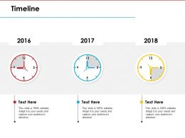 Timeline Ppt Model Background