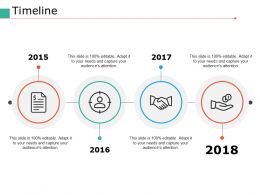Timeline Ppt Pictures Vector