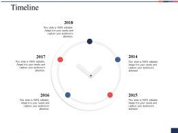 Timeline Ppt Portfolio Example Introduction