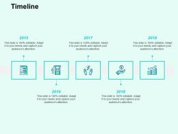 Timeline Ppt Powerpoint Presentation File Example Introduction