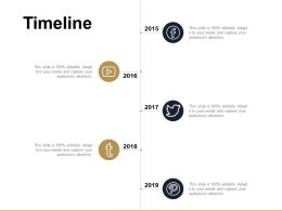 Timeline Ppt Powerpoint Presentation File Inspiration