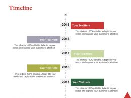 Timeline Ppt Professional Template