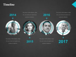 Timeline Ppt Sample