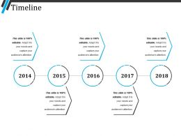 Timeline Ppt Sample File