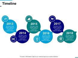 Timeline Ppt Samples Download