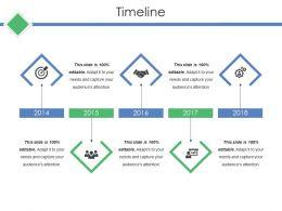 Timeline Ppt Show