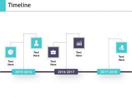 Timeline Ppt Slides Gallery