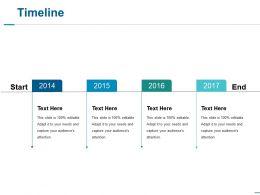 Timeline Ppt Slides Professional