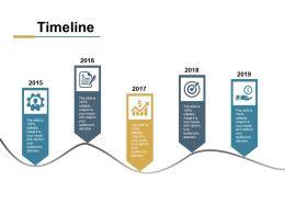 Timeline Ppt Slides Show