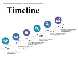 Timeline Ppt Summary Designs Download