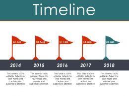 Timeline Presentation Deck