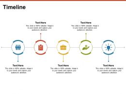 Timeline Process A55 Ppt Powerpoint Presentation Deck